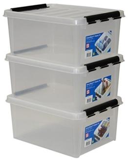 3er-Set Clipbox Smart Store Classic 15 -