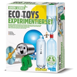 4M 663287 - Green Science - Eco Toys Experimentierset -