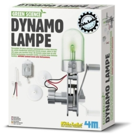 4m Green Science - Dynamo Lampe 3263 -