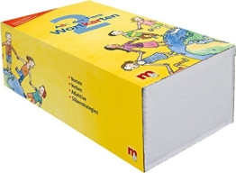 ABC der Tiere 2 - Wortkarten in 5-Fächer-Lernbox -