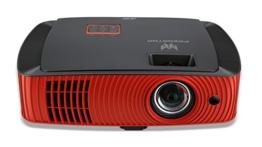 Acer Predator Z650 DLP Projektor (Full HD 1920 x 1080 Pixel, 2.200 ANSI Lumen, Kontrast 20.000:1, Kurzdistanz) -