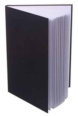 Artway STUDIO A4 Skizzenbuch, Hardcover, 112 Seiten (56 Blatt), 170 g/m2, säurefreies Primärfaser-Zeichenpapier, traditionell gebunden -