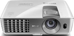 BenQ W1070+ 3D Heimkino DLP-Projektor (Full HD 1920x1080 Pixel, 2.200 ANSI Lumen, Kontrast 10.000:1, 2x HDMI, MHL, vertikal Lens-Shift) weiß -