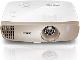 BenQ W2000 3D Heimkino DLP-Projektor (Full HD Beamer, 1920x1080 Pixel, Cinematic Color REC. 709, 2.000 Ansi Lumen, Kontrast 15.000:1) weiß -