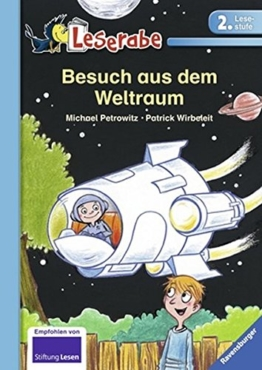 Besuch aus dem Weltraum (Leserabe - 2. Lesestufe) -