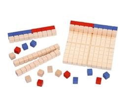 Betzold Schüler-Dezimalsatz Zahlenraum 100 - Mathematik Rechnen lernen Zahlen Schule Kinder Schüler Unterricht Lehrmittel trainieren üben Übungen Rechenaufgaben Mathematikaufgaben -