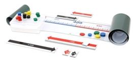 Betzold Zahlenstrahl bis 1000 aus Magnet - Mathematik Rechnen lernen Zahlen Schule Kinder Schüler Unterricht Lehrmittel trainieren üben Übungen Rechenaufgaben Mathematikaufgaben -