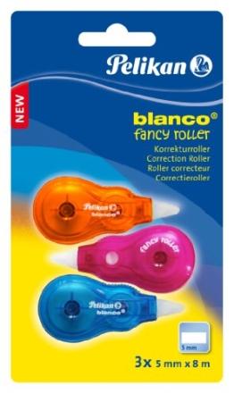 Blanco Fancy Korrektur- Roller 3Er B917/B3 -