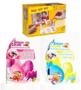 Brauns-Heitmann 60067/60009/60010 Ostereier-Färbe- und Mal-Set -