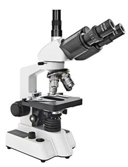 Bresser Mikroskop - 5723100 - Researcher Trino 40x-1000x -