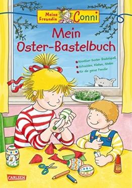 Conni Gelbe Reihe: Mein Oster-Bastelbuch -