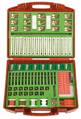 "Cornelsen Experimenta Experimentierbox ""Stromkreise"", Experimente zur Elektrotechnik, Physik, Schulunterricht, Themen: Elektromagnet, Stromkreis usw., Material für 15 Gruppen u. Lehrerheft -"