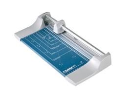 Dahle 507 Roll- und Schnitt-Schneidemaschine (Schnittlänge 320 mm) blau -