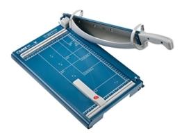 Dahle 561 Hebel-Schneidemaschine (265 x 440 mm, Schnittlänge 360 mm, Schnitthöhe 3,5 mm) 35 Blatt -