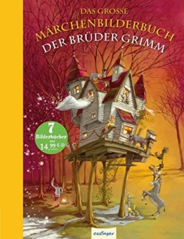 Das große Märchenbilderbuch der Brüder Grimm -