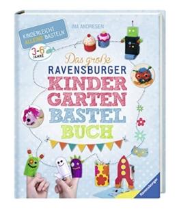 Das große Ravensburger Kindergarten-Bastelbuch -