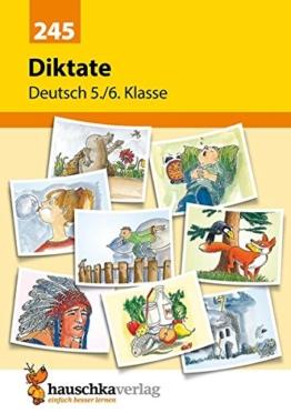Diktate 5./6. Klasse: Übungsprogramm mit Lösungen für die 5./6. Klasse -