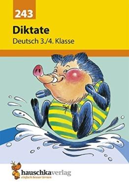 Diktate Deutsch 3./4. Klasse -