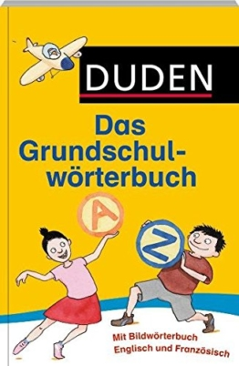 Duden - Das Grundschulwörterbuch -
