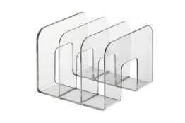 Durable 1701395400 Katalogsammler Trend (215 x 165 x 210 mm) 1 Stück transparent -