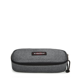 Eastpak Federmäppchen OVAL, 5 x 22 x 9 cm, Black Denim -