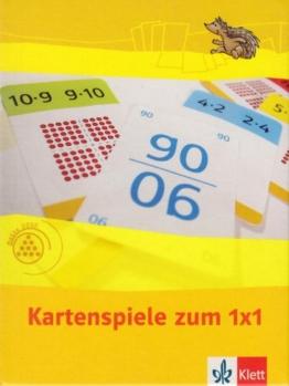 """Einmaleins - Kartenspiele (Programm """"mathe 2000"""") -"""