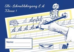 Elbi Schreiblehrgang Lateinische Ausgangsschrift - Schreiben lernen in der Grundschule und Förderschule - H2 -