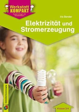 Elektrizität und Stromerzeugung - Kopiervorlagen mit Arbeitsblättern (Werkstatt kompakt) -
