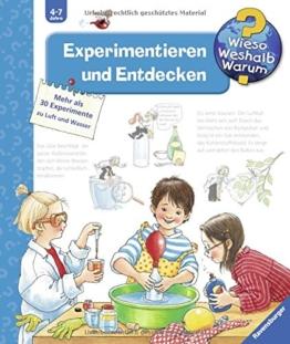 Experimentieren und Entdecken -