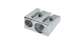 Faber-Castell 183400 - Metalldoppelspitzer 50-34 -