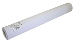 Folia 8125 - Zeichenpapierrolle, 80 g/m², 50 cm x 25 m, weiß -