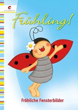 Frühling!: Fröhliche Fensterbilder -