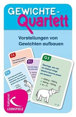 Gewichte-Quartett -