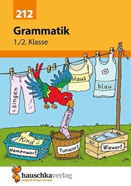 Grammatik 1./2. Klasse -