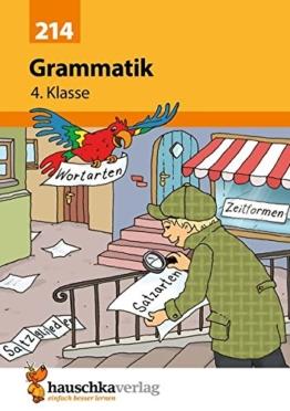 Grammatik 4. Klasse -