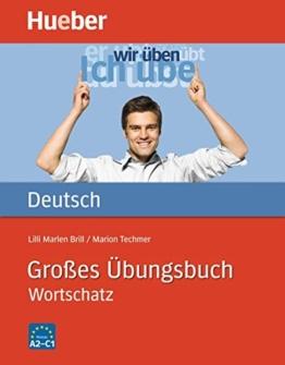 Großes Übungsbuch Deutsch: Wortschatz / Buch -