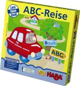 Haba 4293 - ABC-Reise -