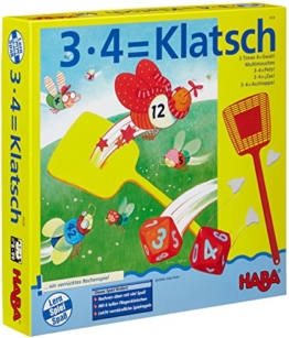 HABA 4538 - 3X4=Klatsch -