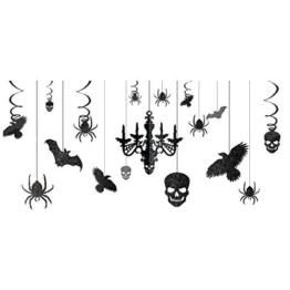 Halloweendeko zum Aufhängen -