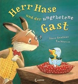 Herr Hase und der ungebetene Gast -