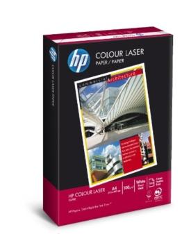 Hewlett-Packard CHP350 Laserpapier HPColourLaser 100 g/m², A4 500 Blatt weiß -