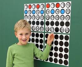 Hunderter-Komplettsatz, Rechenspiel - Mathematik Rechnen lernen Zahlen Schule Kinder Schüler Unterricht Lehrmittel trainieren üben Übungen Rechenaufgaben Mathematikaufgaben -