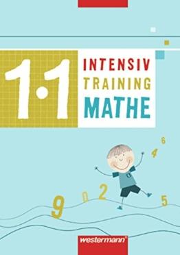 Intensivtraining Mathe: Das kleine Einmaleins -