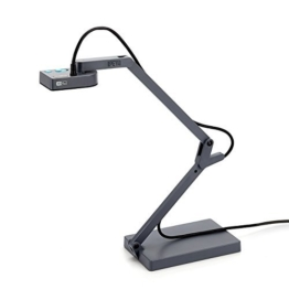 IPEVO Ziggi-HD Plus USB-Dokumentenkamera - Die führende Dokumentenkamera für Lehrer -