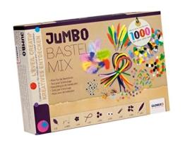 Jumbo-Bastel-Mix, 1000 Teile -