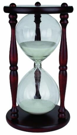 Koch 11250 Sanduhr Classic, 15 Minuten -