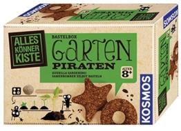 Kosmos 604028 - AllesKönnerKiste, Garten-Piraten -