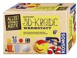 Kosmos 604035 - AllesKönnerKiste, 3-D Kreide-Werkstatt -