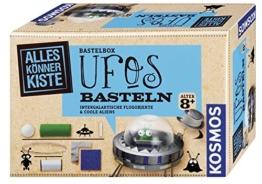 Kosmos 604127 - AllesKönnerKiste, UFOs basteln -