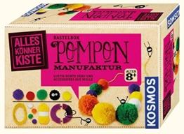 Kosmos 604134 - AllesKönnerKiste, Pompon-Manufaktur -